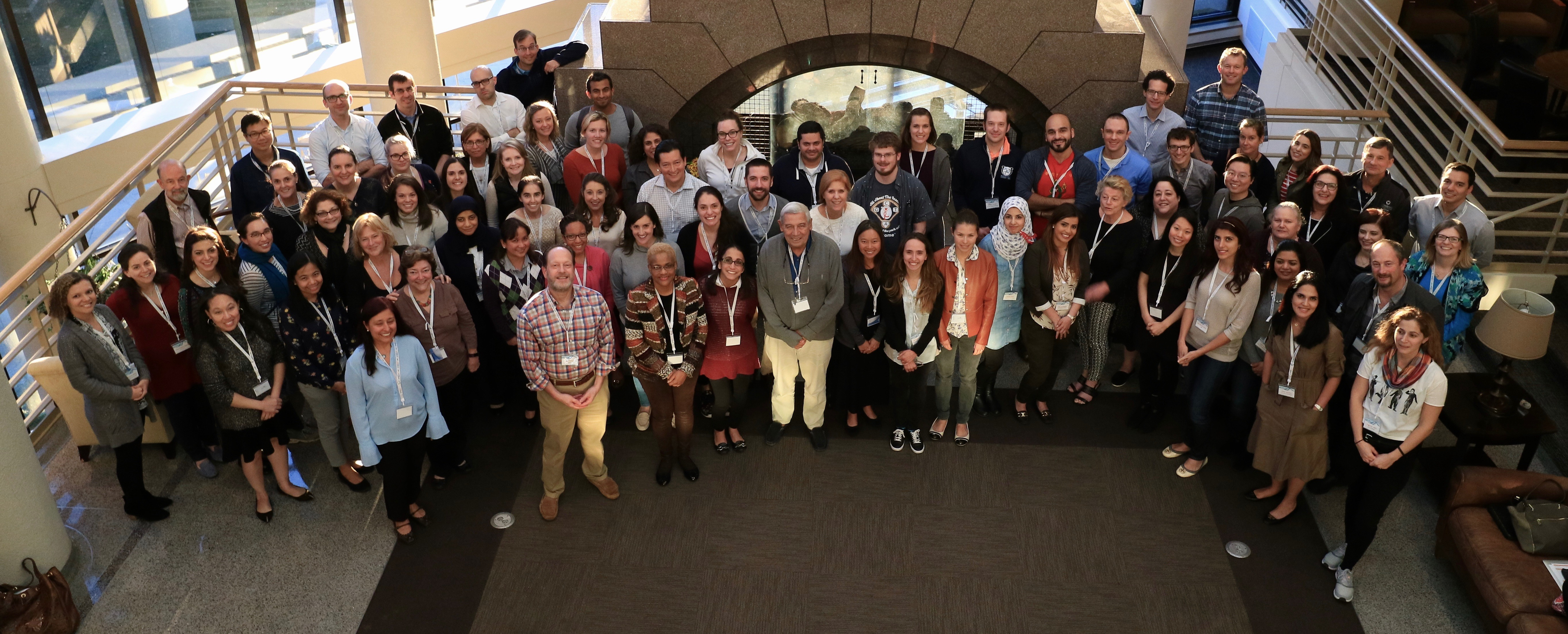 2017 NAMA Faculty and Course Attendees